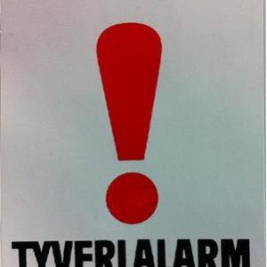 Alarmskilte / Diverse